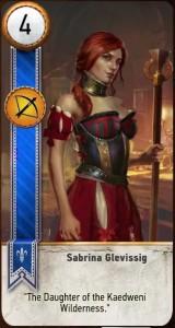 Sabrina Gevissig card