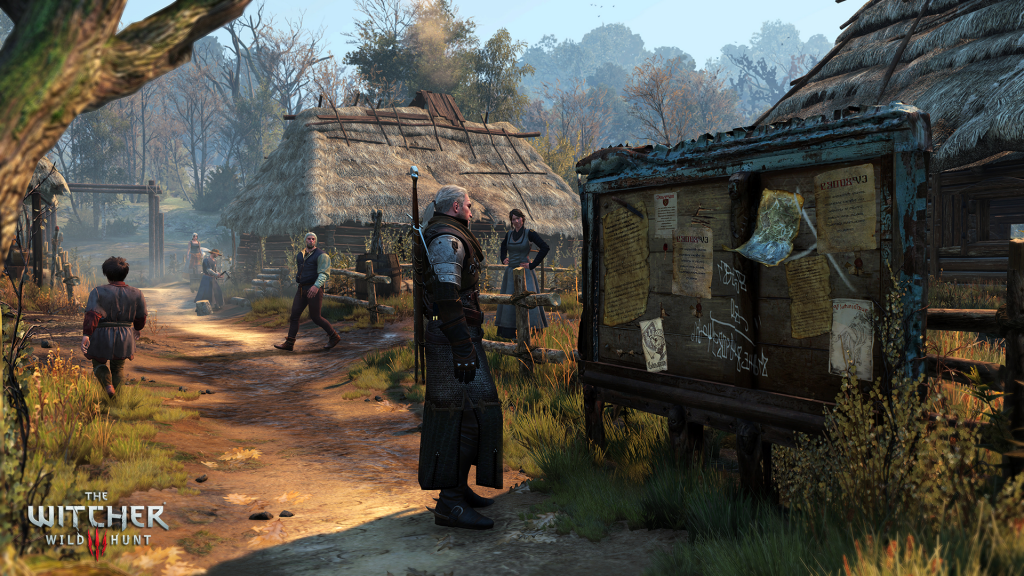 The Witcher 3 Wild Hunt Release Times