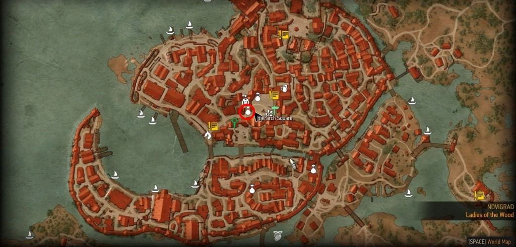bank location novigrad map