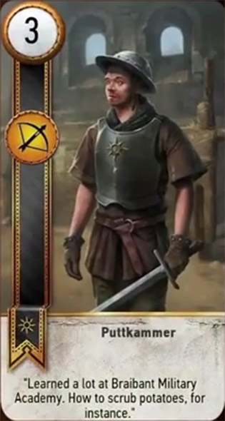 witcher 3 cards puttkammer