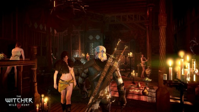 witcher 3 sex scenes