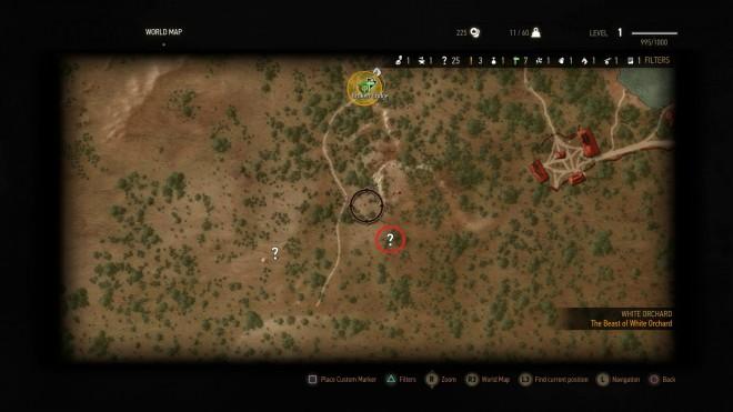 broken bridge place of power map