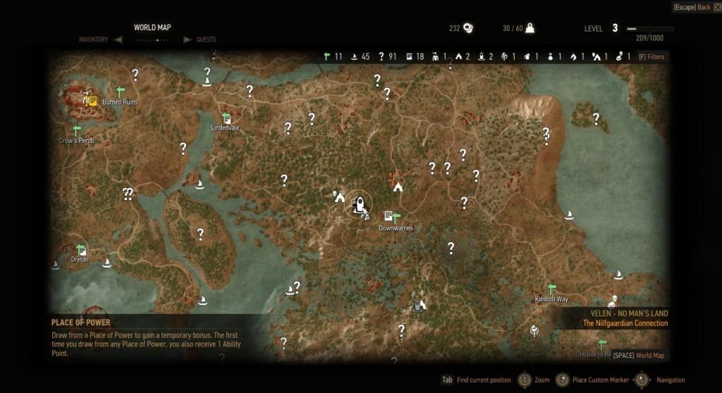 witcher 3 enhanced saddle location