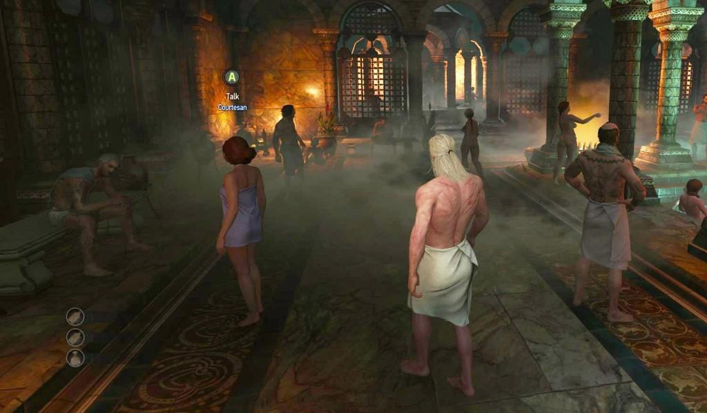 witcher 3 courtesan