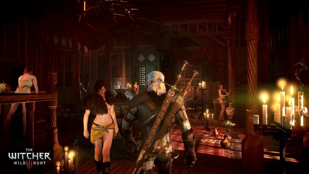 witcher 3 sex scenes